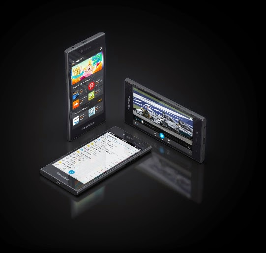 BlackBerry Leap Features, Specs, Price and Pics ...
