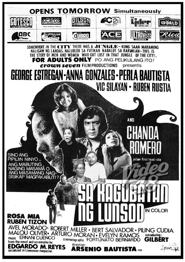 Best Director - Lino Brocka (MaynilaSa Mga Kuko Ng Liwanag) (Cinema