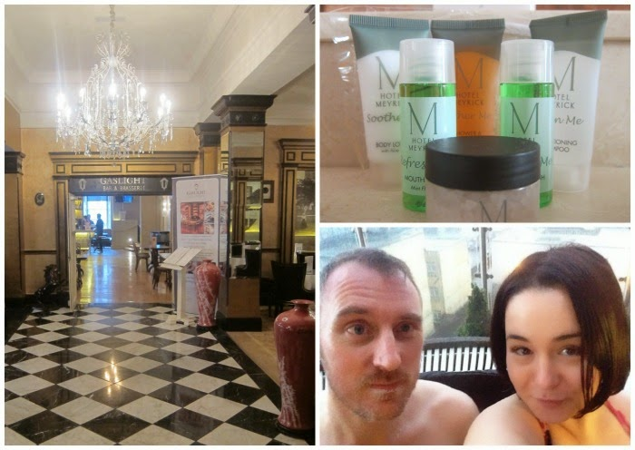 Hotel Meyrick Galway Ireland Review