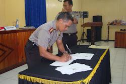 penandatanganan TAPJA TA 2011