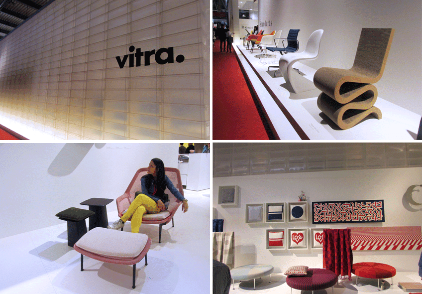Vitra Feria de Milán 2014