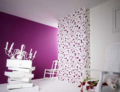 renkli+%25C3%25A7i%25C3%25A7ek+tasarimli+duvar+kagiti Yeni Sezon Dekoratif Duvar Kağıtları