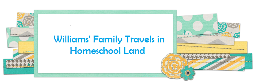 Williams'  Travels in Homeschooling