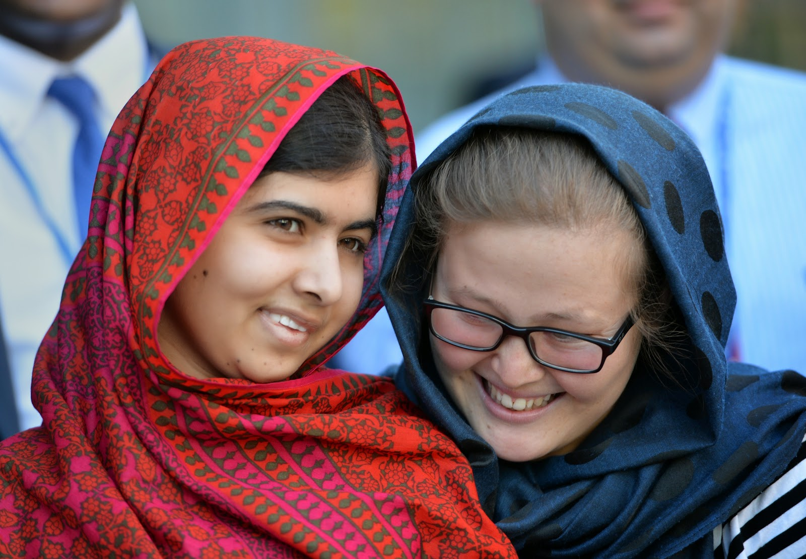 Malala Yousafzai, Nobel Peace Prize Winner HD Pictures
