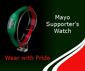 Mayo Supporter's Watch