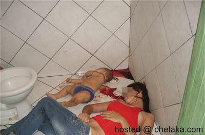 (1) Anak dan Ibu Dibunuh!