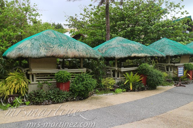 Nipa Huts Where You Can Have Your Breakfast