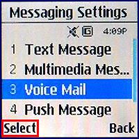 ATT Uverse Voice Mailbox