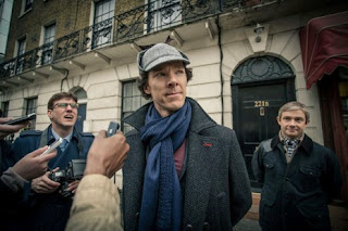 Sherlock - Series 3.01 - The Empty Hearse - Review