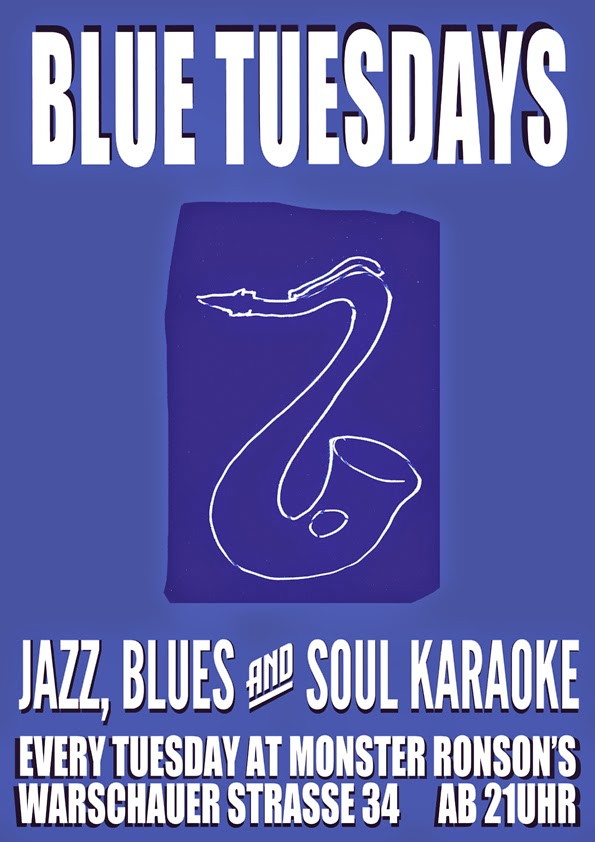 BLUE TUESDAYS