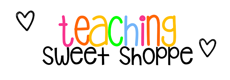 The Teaching Sweet Shoppe!