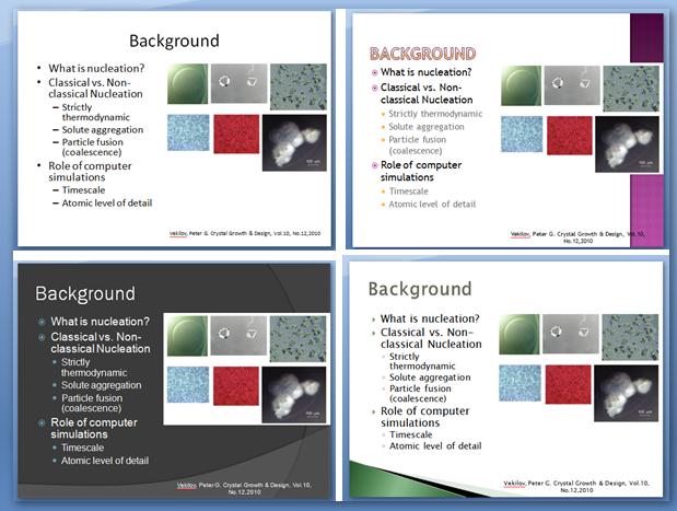 scientific presentation powerpoint - Khafre