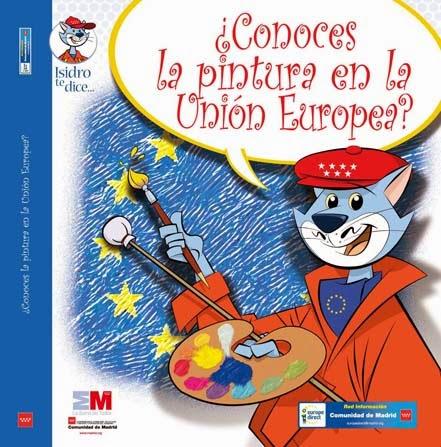 ¿CONOCES LA PINTURA DE LA UE?