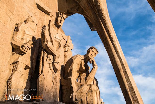 Sagrada Famila, Gaudí