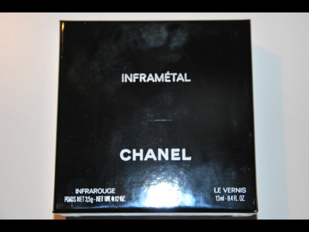 Schöne Nagellacke: Chanel Inframétal