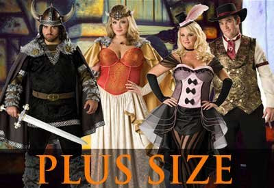 Plus Size Halloween Costume Ideas - Great Large Size Costume Ideas For Halloween Are Located Online