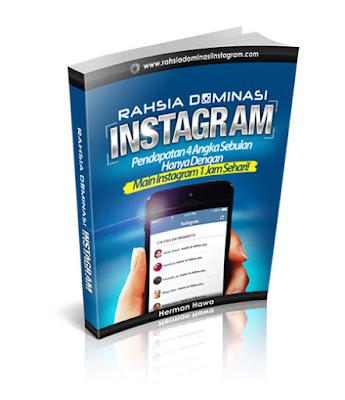 tambah pendapatan menerusi instagram