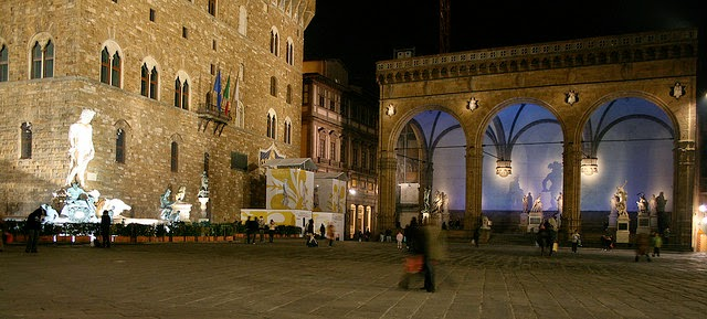 loggia lanzi Firenze