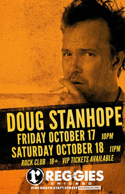 Two Nights with Doug Stanhope!
