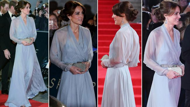 Foto Kate Middleton Tanpa Bra