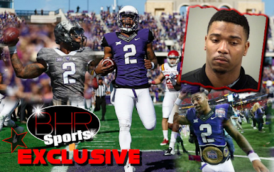 TCU Quarterback Trevone Boykin Has Been Arrested And Charged With A Felony !