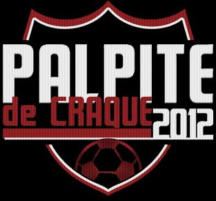 """PROMOÇÃO """"PALPITE DE CRAQUE 2012"""""""