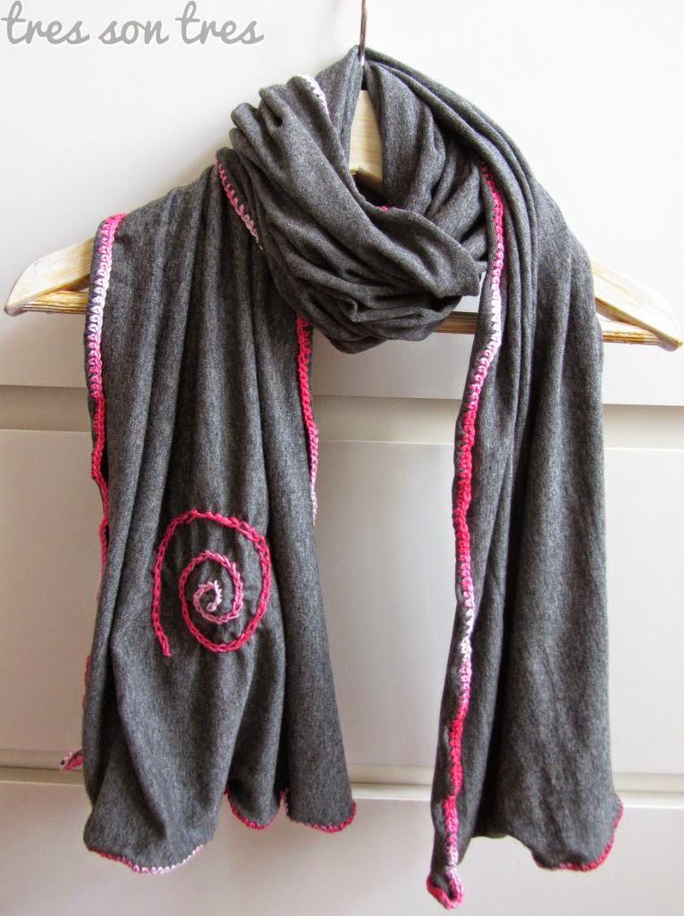 costura, crochet, cuello, foulard, ganchillo, niños, puntilla, sewing,
