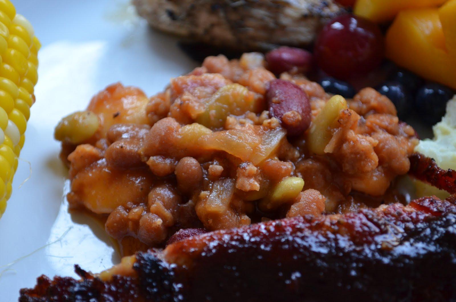 baked beans ii boston baked beans maple baked beans baked beans in ...