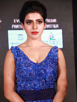 Samantha latest glam pics on Ramp-cover-photo