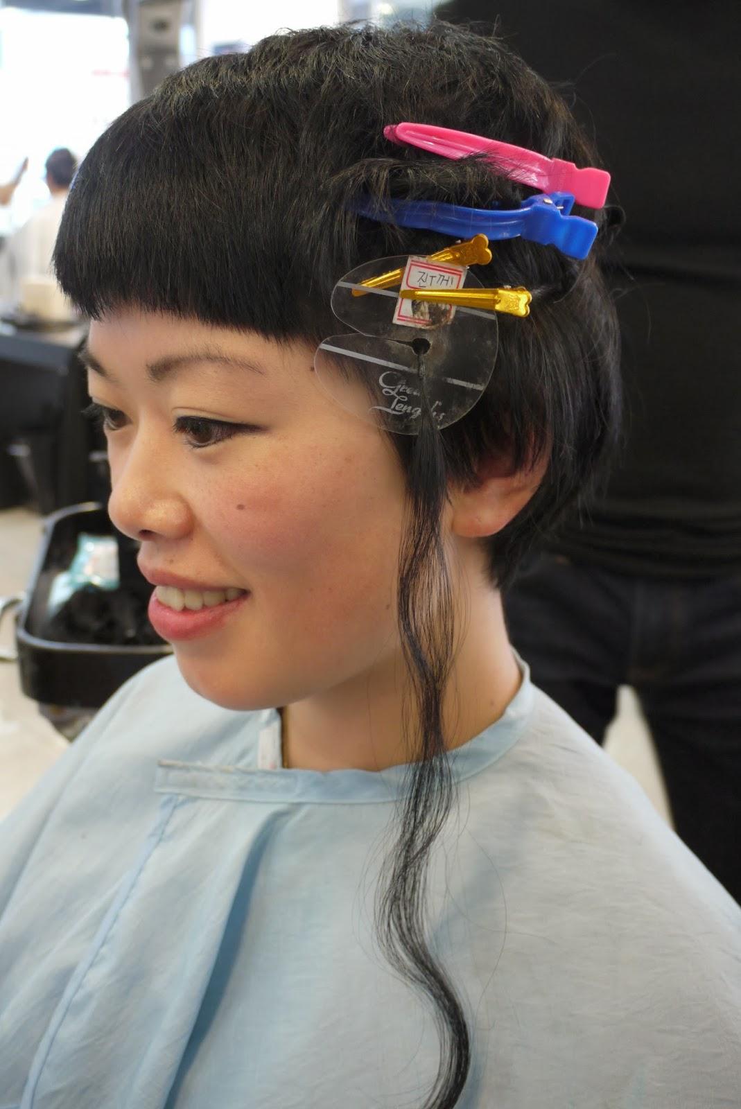 Black Hair Dye And Keratin Hair Extensions Suins Hair Salon In