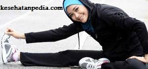 Gerakan olahraga mempercepat sistem metabolisme