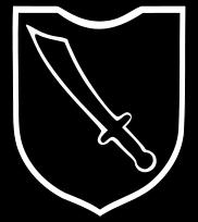 """""""Handschar"""" logo"""