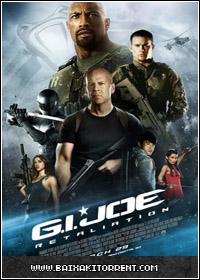 Baixar Filme G.I. Joe - Retaliação Dublado - Torrent