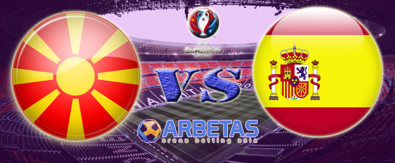 Prediksi Skor Macedonia vs Spanyol 9 September 2015