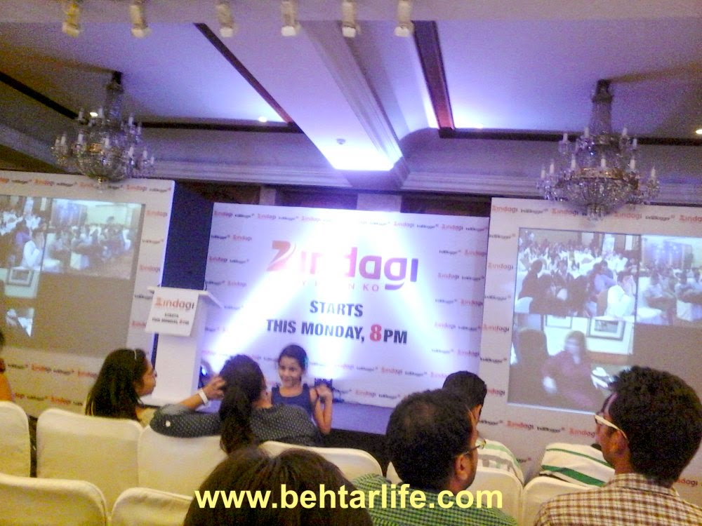 Snap-point 1 Zindagi Indiblogger Meet