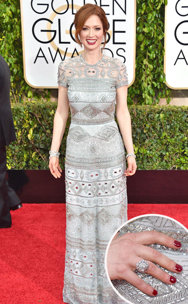 Ellie Kemper Golden Globes