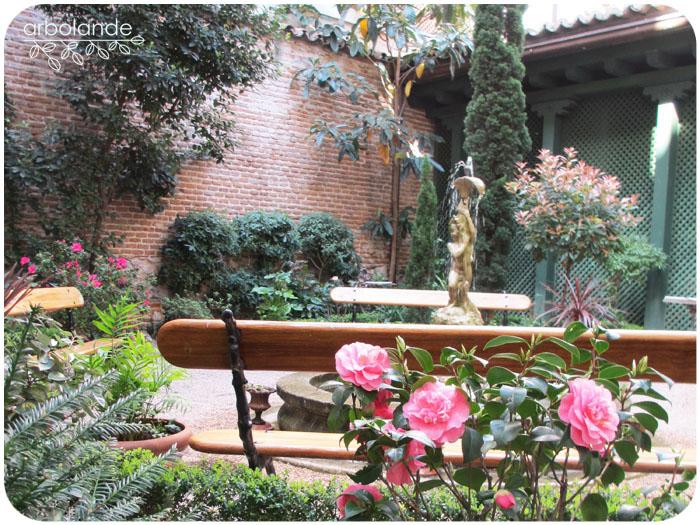 Arbolande el jard n del museo rom ntico for El jardin romantico