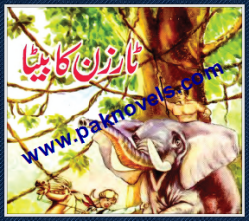 Tarzan Ka Beta by Malik Faheem Irshad