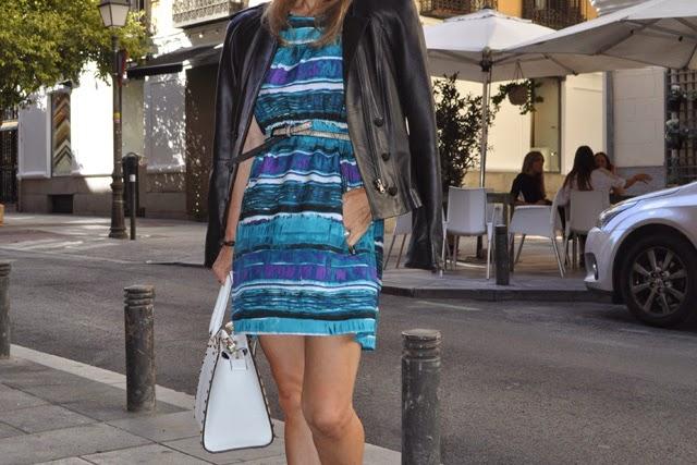 Como combinar vestido cremalleras