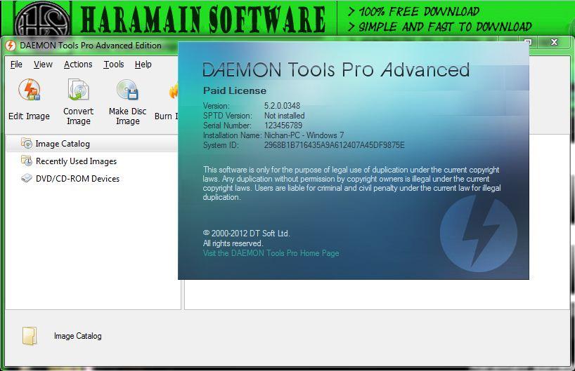 Рабочий стол кредитор - 25 daemon tools pro 4300305 + mds edi