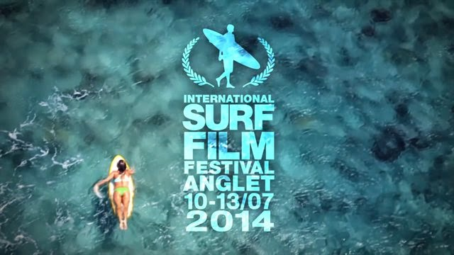 Teaser - Festival International du Film de Surf d Anglet 2014