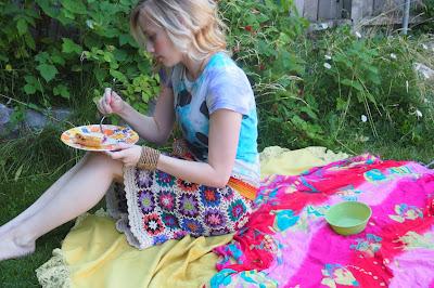 crochet+skirt - Crochet Skirt Review