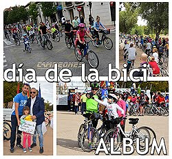 Día de la Bicicleta de Aranjuez: Fotos y Video