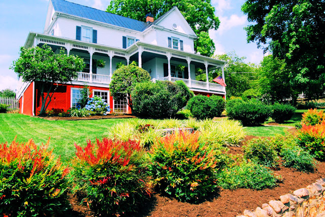 Stay with us at The Claiborne House B&B in Rocky Mount Virginia