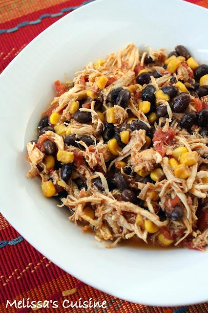 Melissa's Cuisine: Fiesta Chicken