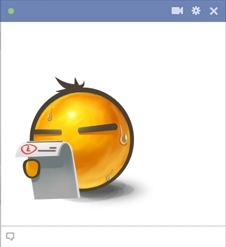 Facebook Fail Emoticon