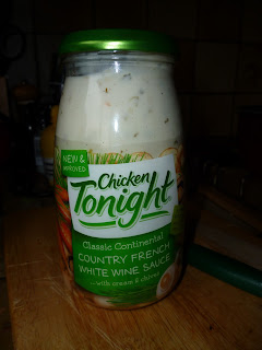 ... Family Reviews: Chicken Tonight Country French White Wine Sauce review