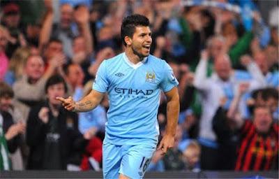 Sergio Aguero - Manchester City (3)
