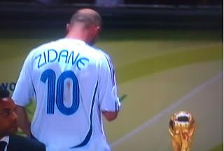 Zidane en Alemania 2006
