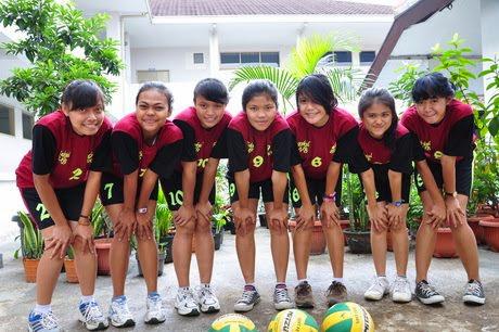 Voly SMA Negeri 6 Bandung